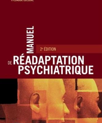 Manuel de réadaptation psychiatrique_Lecomte